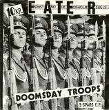 "ERNST AND THE EDSHOLM REBELS ""DOOMSDAY TROOPS / 4 SPÅRS EP"""