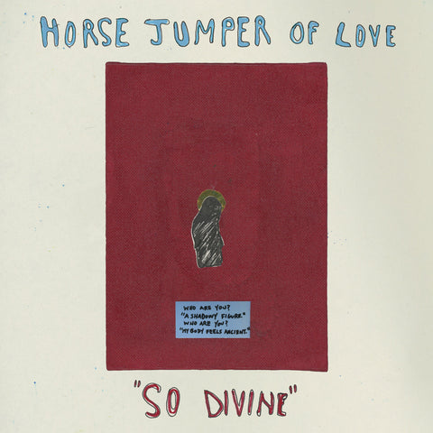 "HORSE JUMPER OF LOVE ""SO DIVINE"""