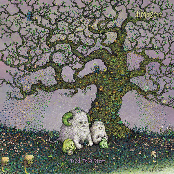 "J MASCIS ""TIED TO A STAR"""