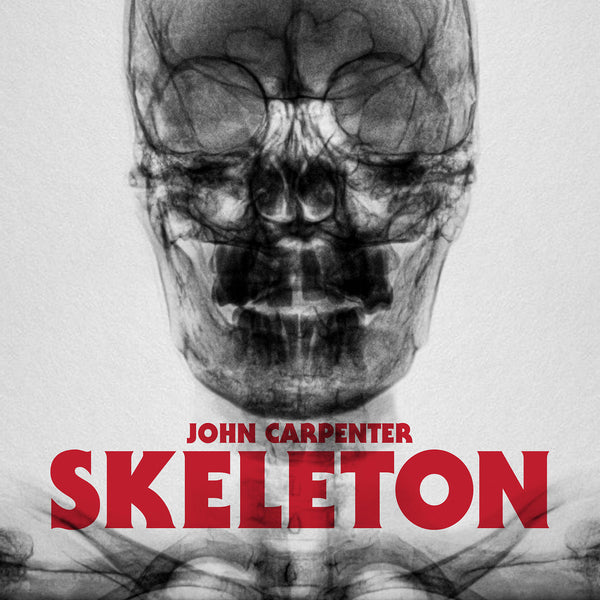 "JOHN CARPENTER ""SKELETON B/W UNCLEAN SPIRIT"""
