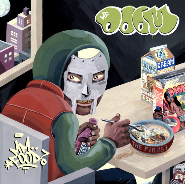 "MF DOOM ""MM.. FOOD"""