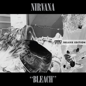"NIRVANA ""BLEACH: DELUXE EDITION"""