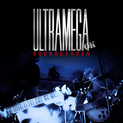 "SOUNDGARDEN ""ULTRAMEGA OK"""