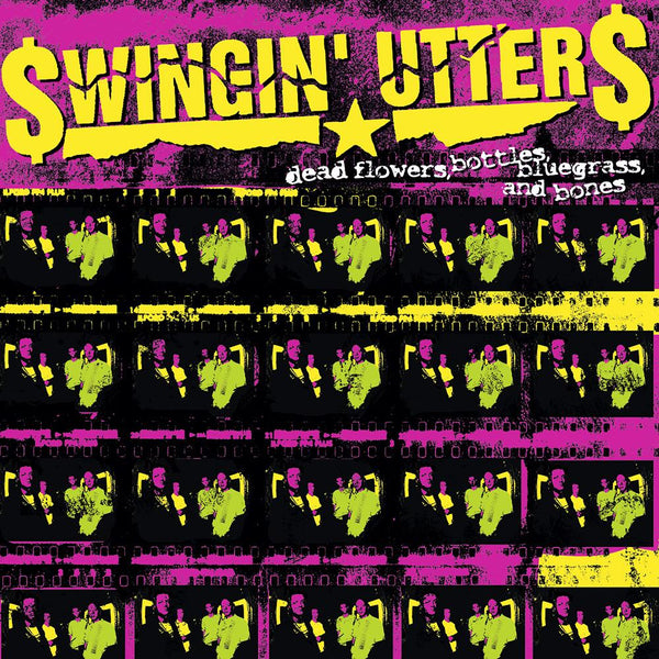 "SWINGIN' UTTERS ""DEAD FLOWERS, BOTTLES, BLUEGRASS AND BONES"""