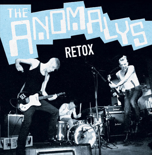 "THE ANOMALYS ""RETOX"""