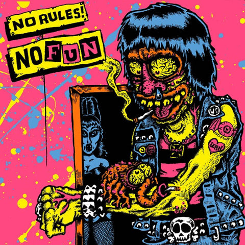 "VARIOUS ARTISTS ""NO RULES! NO FUN"""