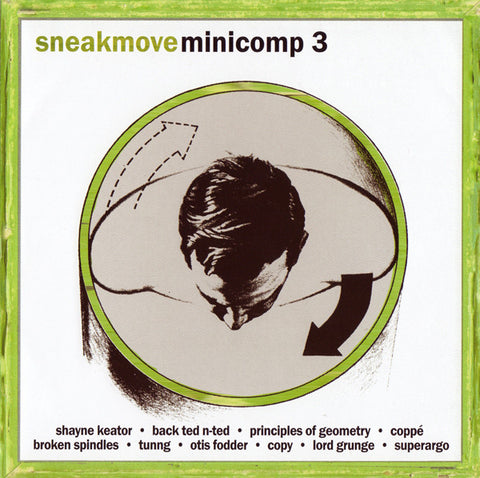 "VARIOUS ARTISTS ""SNEAKMOVE MINICOMP 3"""
