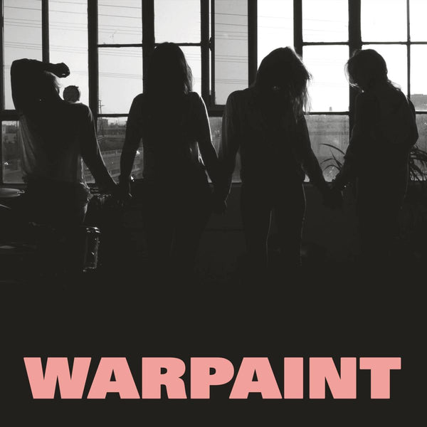 "WARPAINT ""HEADS UP"""