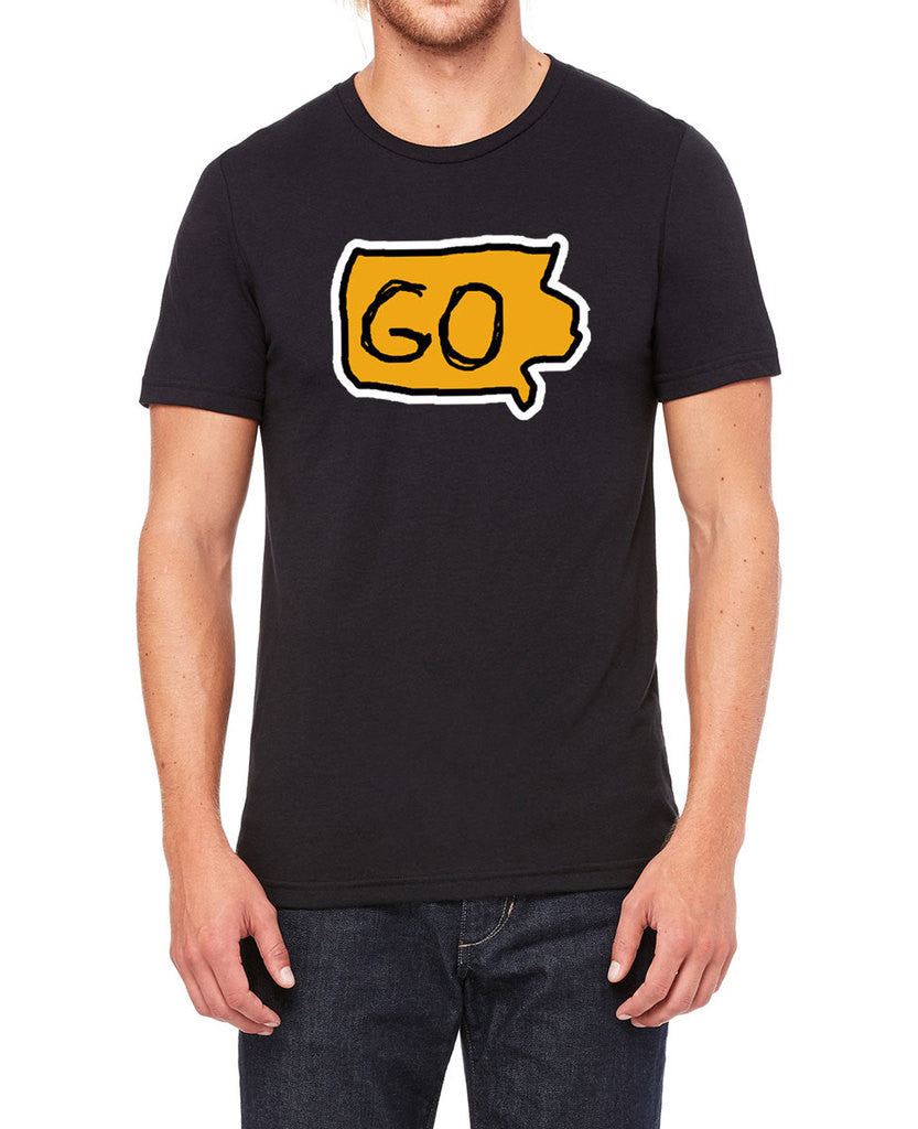 The Go Iowa Awesome Logo Shirt