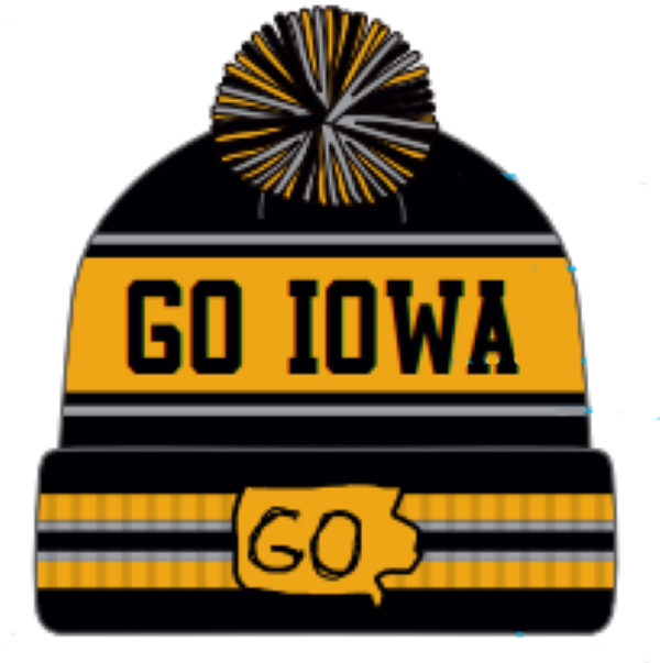 The Go Iowa Awesome Beanie