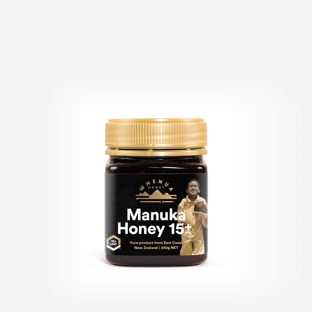 Manuka Honey 15+ UMF™ 250g