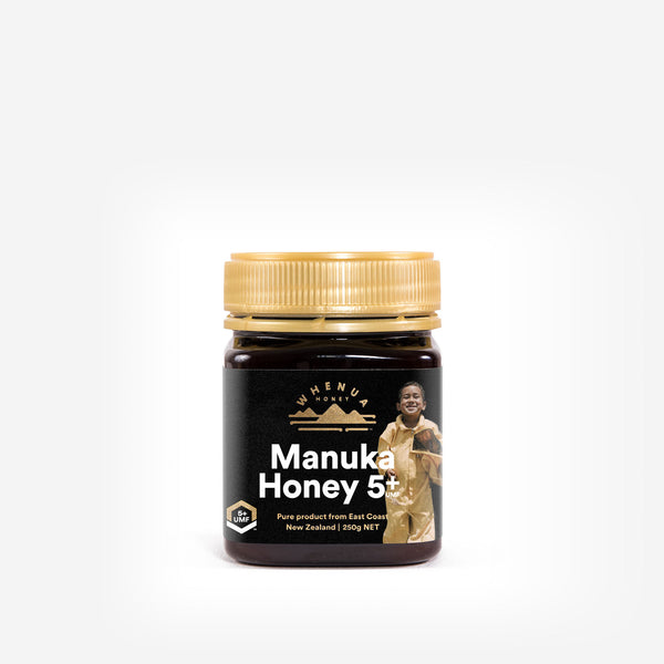 Manuka Honey 5+ UMF™ 250g