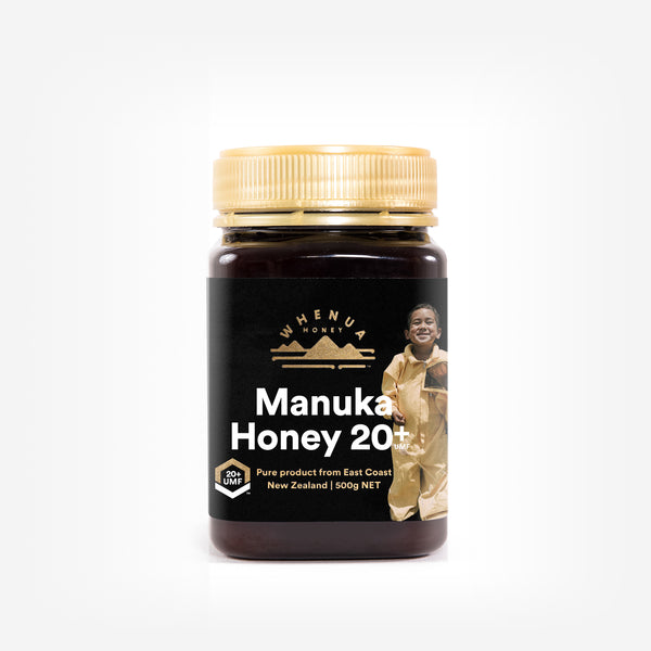 Manuka Honey 20+ UMF™ 500g