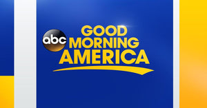 Good Morning America with Wrapperoo® & Inventor PJ McGuire (1st Appearance)