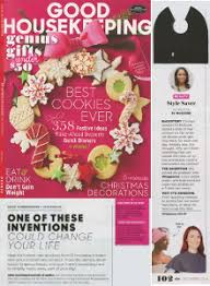 GOOD HOUSEKEEPING FEATURE
