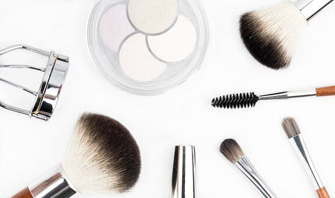 Make up, Makeup, Daily Makeup Routine, Makeup brushes