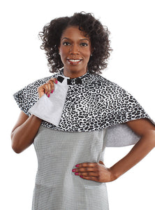 Wrapperoo® Hair Towel & Protective Styling Cape