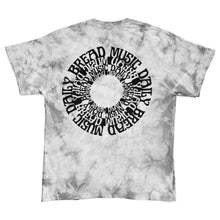 Psych Wheel Crystal Wash Tee (Cloud)