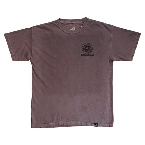 Flywheel v2 SS Shirt (Patchouli) [Preorder For 48hrs Only]