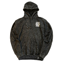 Psych Wheel Mineral Wash Hoodie (Storm)