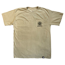Flywheel v2 SS Pocket Shirt (Sand) [Preorder For 48hrs Only]
