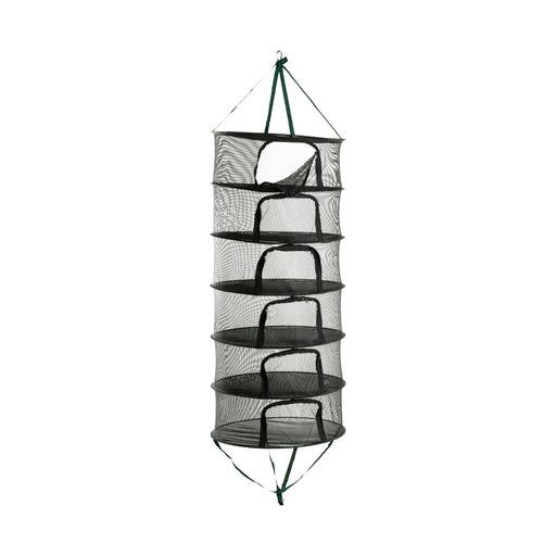 STACK!T Collapsible Mesh Drying Rack 2FT Flippable-TrimBud.com