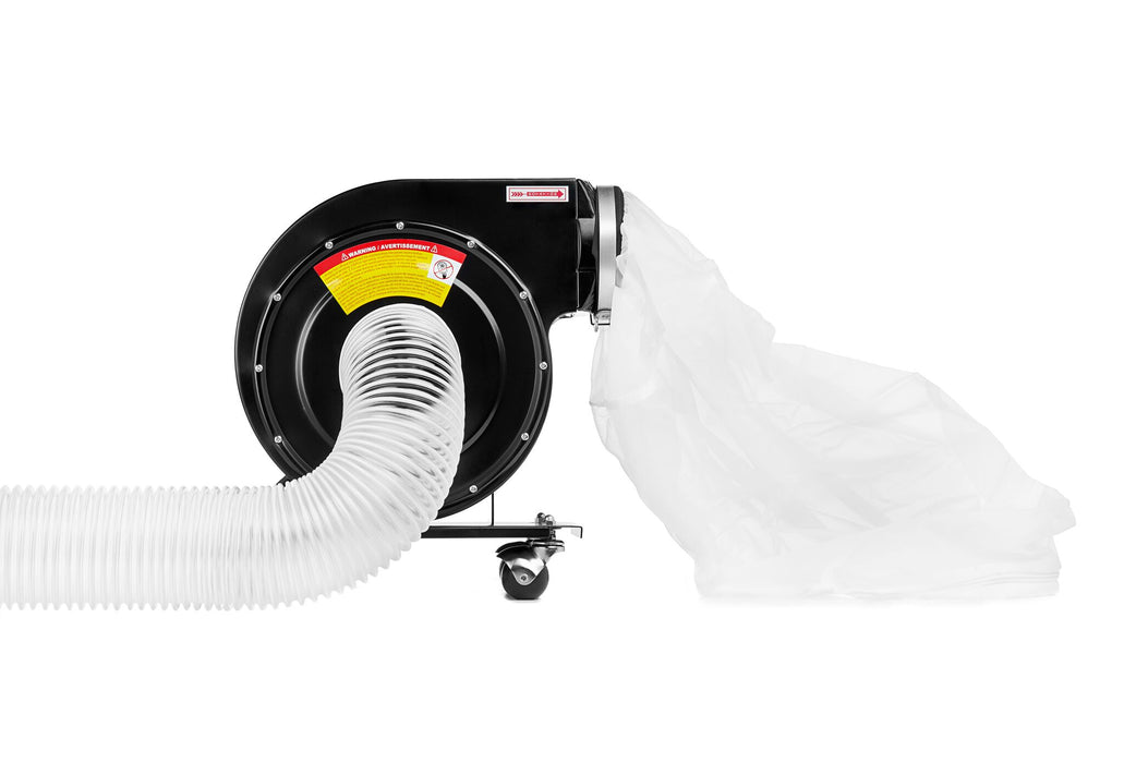Twister T6 Leaf Collector Vacuum-TrimBud.com