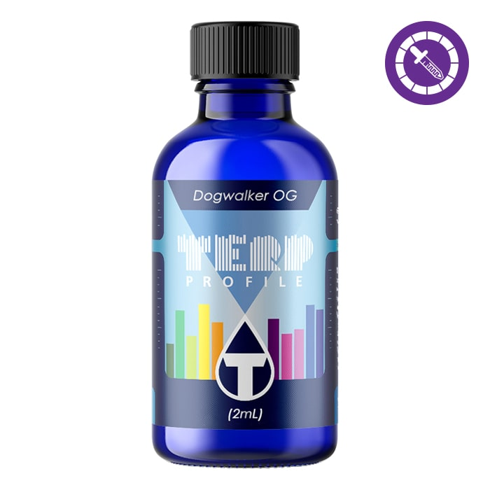 True Terpenes Dogwalker OG Profile 2ml-TrimBud.com
