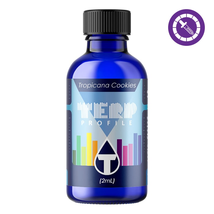 True Terpenes Tropicana Cookies Profile Infused 2ml-TrimBud.com
