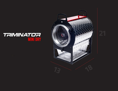 The Triminator - Mini Dry-TrimBud.com
