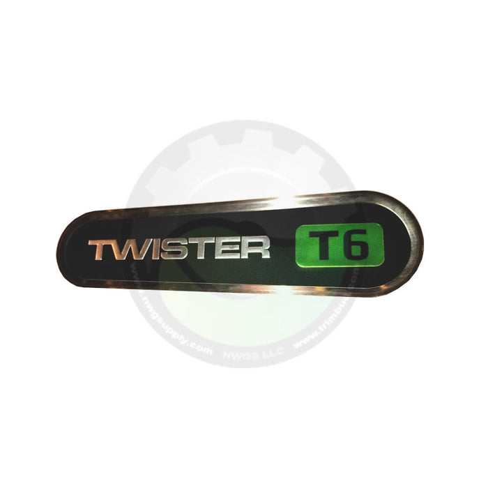 Twister T6 Magnetic Belt Cover-TrimBud.com
