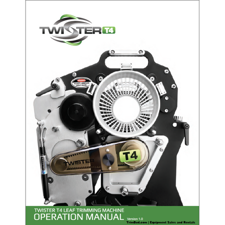 T4 Printed Manual-TrimBud.com