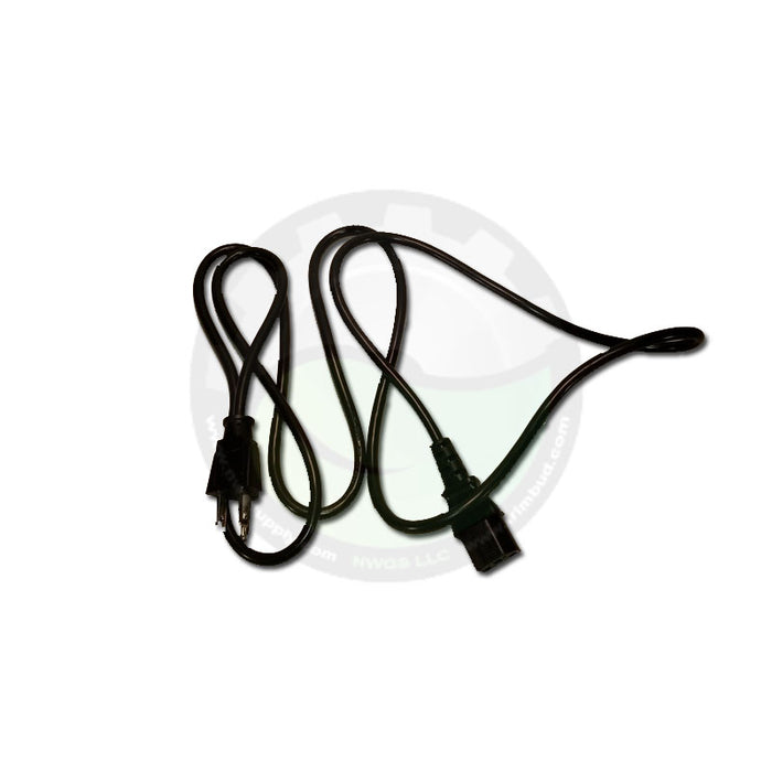 Twister T6 Power Cord, 6ft 18Awg-TrimBud.com