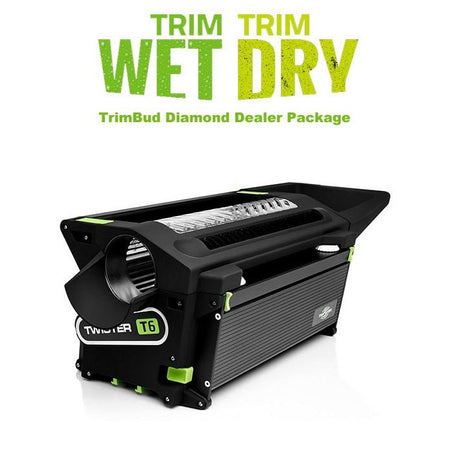 Twister T6 Trimmer Wet and Dry Package-TrimBud.com