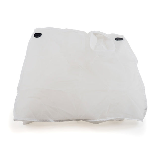 Twister T4 70 Micron White Leaf Collection Bag-TrimBud.com