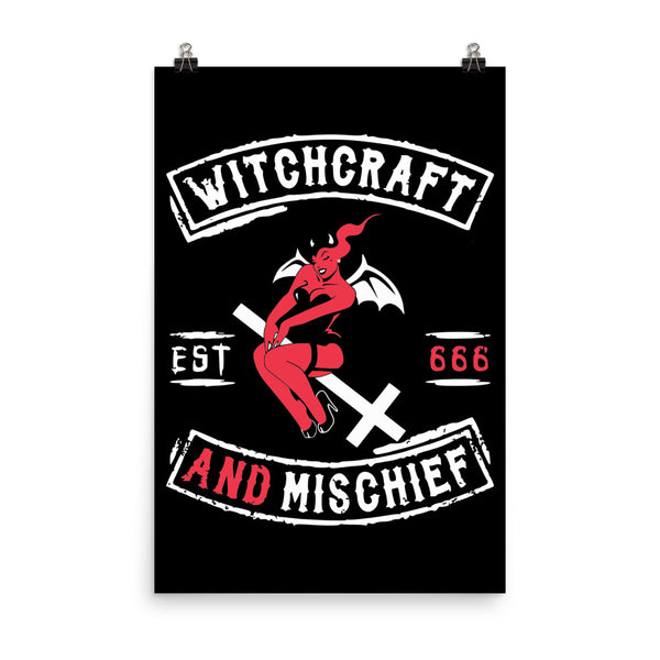 Witchcraft and Mischef