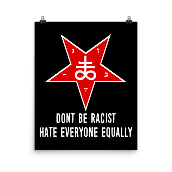 Hate Equally