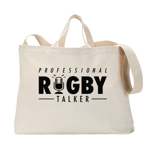 Professional Rugby Talker Tote Bag