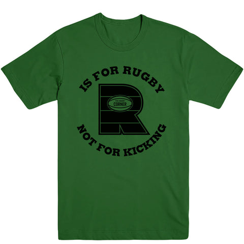R Is For Rugby Men's Tee