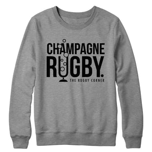 Champagne Rugby Crewneck