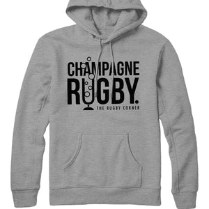 Champagne Rugby Hoodie