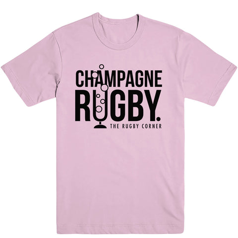 Champagne Rugby Men's Tee