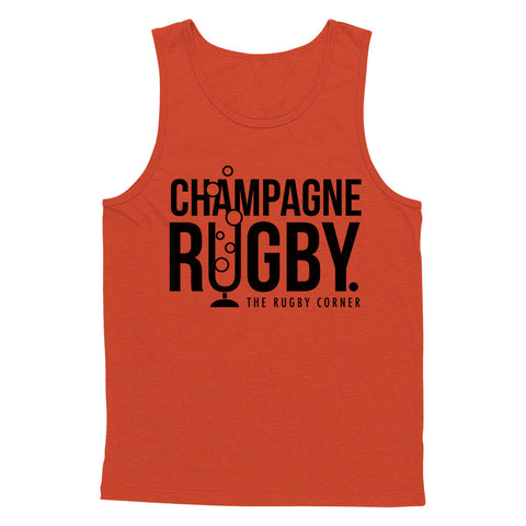 Champagne Rugby Tank Top