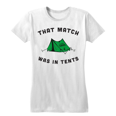 In Tents Women's Tee