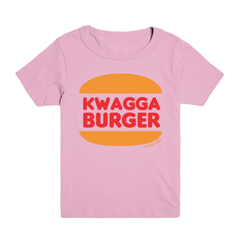 Kwagga Burger Kid's Tee