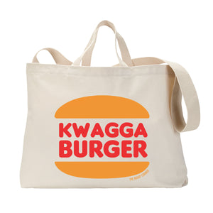 Kwagga Burger Tote Bag