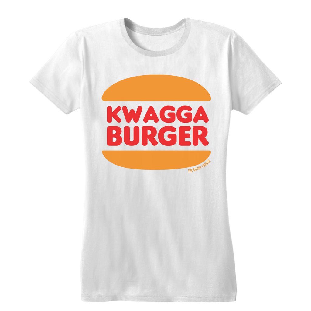 Kwagga Burger Women's Tee