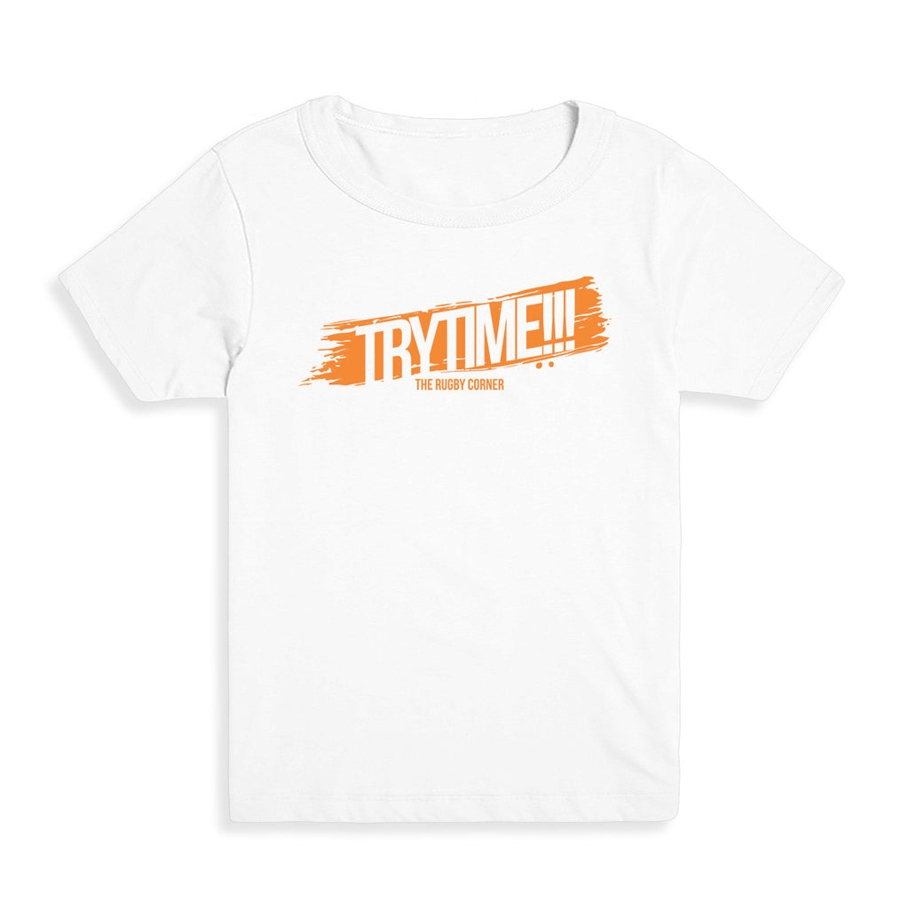 Try Time!!! Kid's Tee