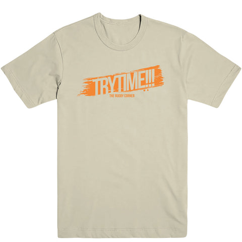 Try Time!!! Men's Tee