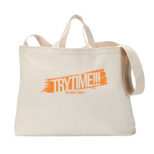 Try Time!!! Tote Bag